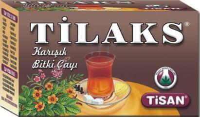 Tilaks karışık bitki çayı