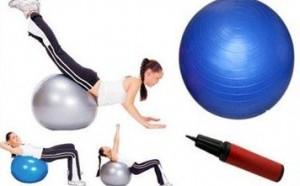 pilates-topu
