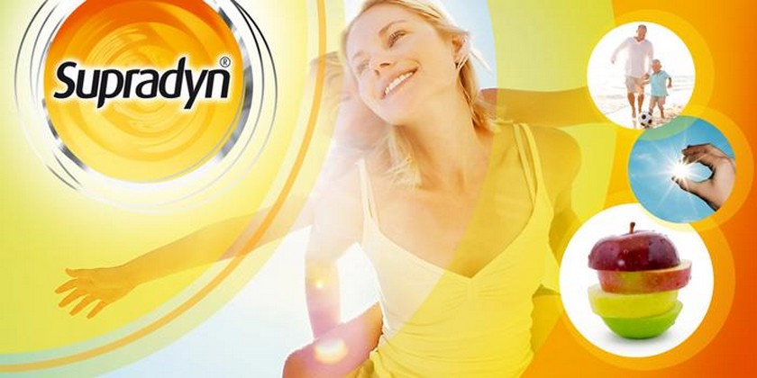 Supradyn All Day Vitamin Faydaları