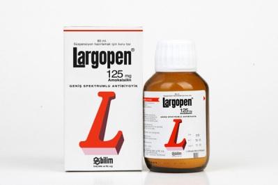 Largopen 125 mg Bebeklerde Kullanılır mı