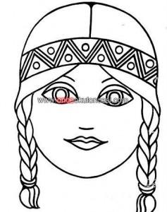 kizilderili-maske
