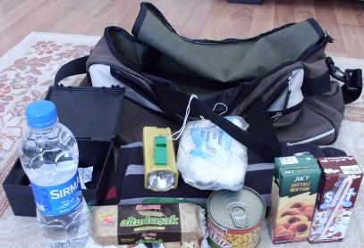 Deprem Çantasının İçindeki Malzemeler Ne İşe Yarar