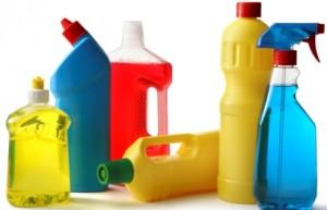 Evde yapılan temizlik ürünlerinde neler kullanılıyor?