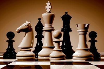 Satranç Oyununun İngilizce Anlatımı