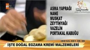 egzama-tarifi