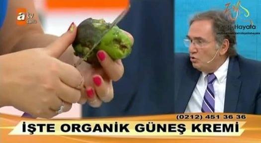 organik-krem