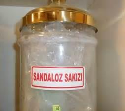 sandaloz-sakizi