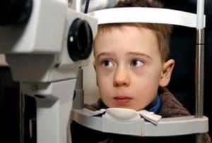 Okul Öncesi Çocuğunuza Göz Taraması Yaptırın
