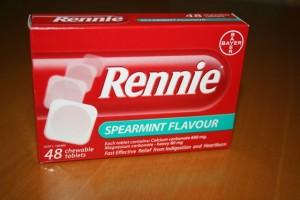 Rennie Çiğneme Tableti Faydaları ve Zararları