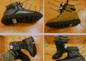 Zehirli ayakkabılar nasıl anlaşılır?