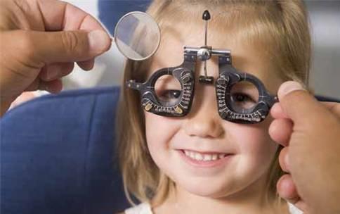 Bebeklerde göz sağlığı