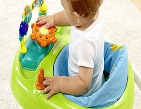 Bebeklerde yürüteç kullanmanın zararları