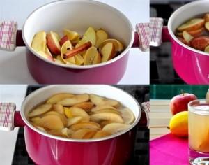 Elma Çayı ile Zayıflama