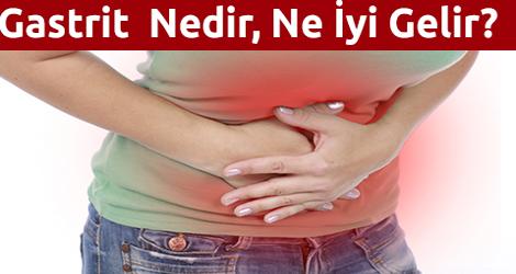 Gastrit  Nedir, Ne İyi Gelir?