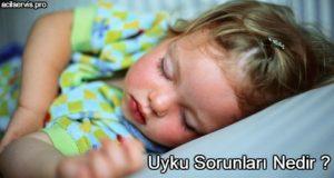 Uyku Sorunu Nedir ? Neden Olur ?