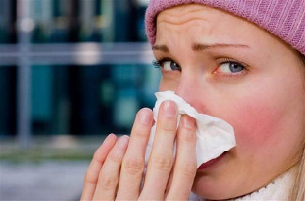 Grip Olmasam Da Burnum Sürekli Akıyor