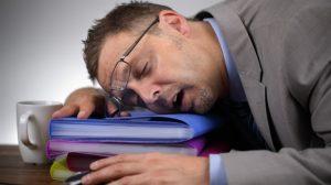 Gün İçinde Uykum Geliyor