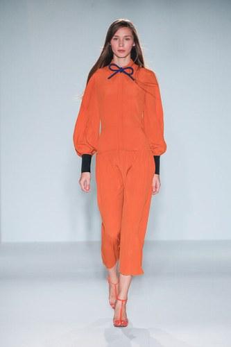 Roksanda Ilincic London Fashion Haftası İlkbahar Yaz 2013