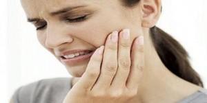 Soğuk içince dişlerde sızlama