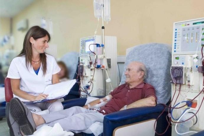 Diyaliz Hastalıyla Yapılan Röportaj