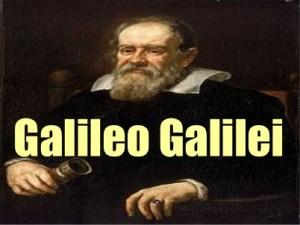 Galileo Galilei Kısaca Hayatı ingilizce