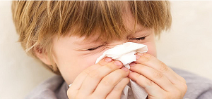 """""""Grip olan çocuğu okula göndermeyin!"""""""