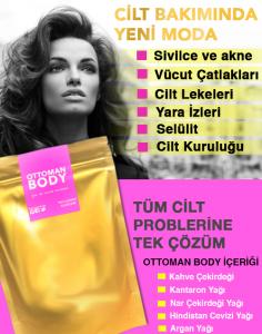 Ottoman Body Cilt Maskesi