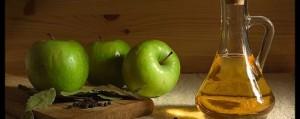 Kepek İçin Elma Sirkesi