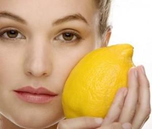 Lekeli ciltlere limon maskesi