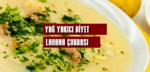 Yağ yakan çorba tarifi