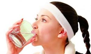 Alkali su içerek zayıflama