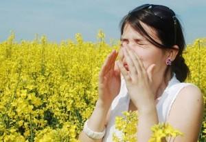 Polen alerjisi belirtileri
