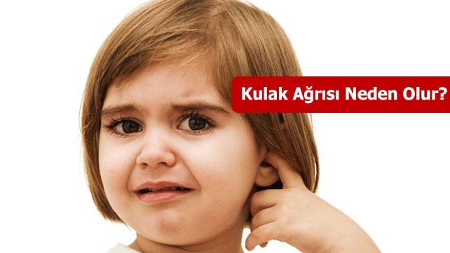 Kulak Ağrısı Neden Oluşur, Ne İyi Gelir?