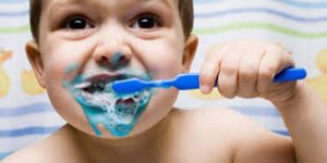 Çocuklarda Diş Macunu Zararı